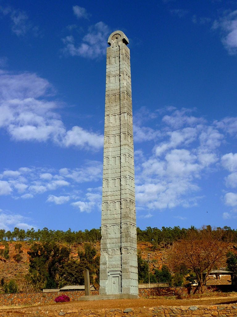 Obelisks From Around The World: Obelisk of Axum, Axum, Ethiopia