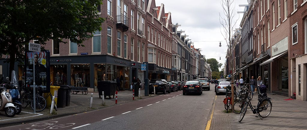 Best Shopping Streets In The World: P.C Hooftstraat, Amsterdam