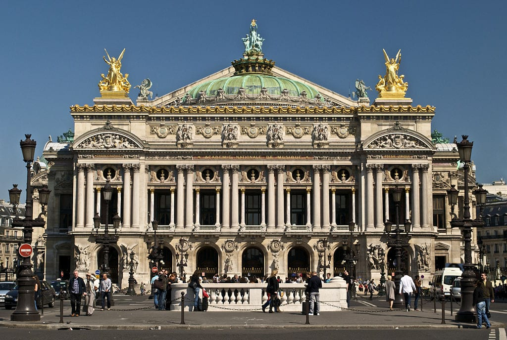 Best Opera Houses In The World: Palais Garnier, Paris