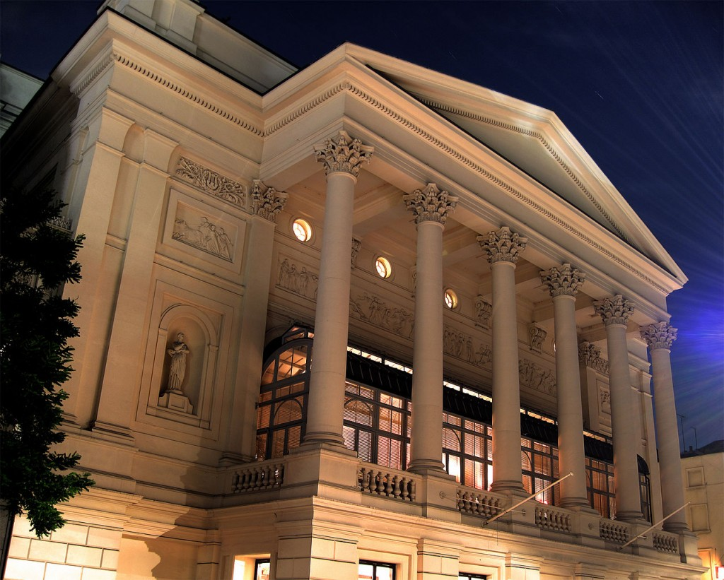 Best Opera Houses In The World: The Royal Opera House, London