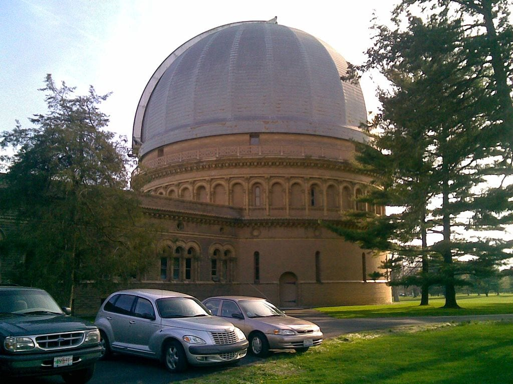 Best Observatories In The World: Yerkes Observatory, Wisconsin, USA
