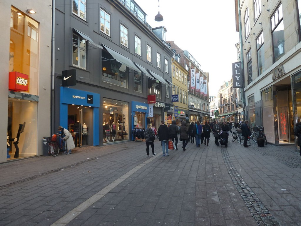 Best Shopping Streets In The World: Stroget, Copenhagen
