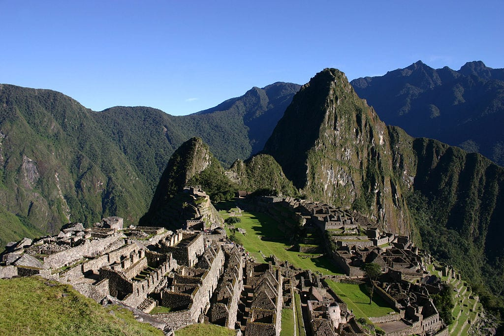 Amazing Cultural World Heritage Sites: Machu Picchu, Peru