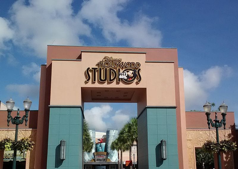Most Popular Amusement parks In The World: Disney's Hollywood Studios, Florida