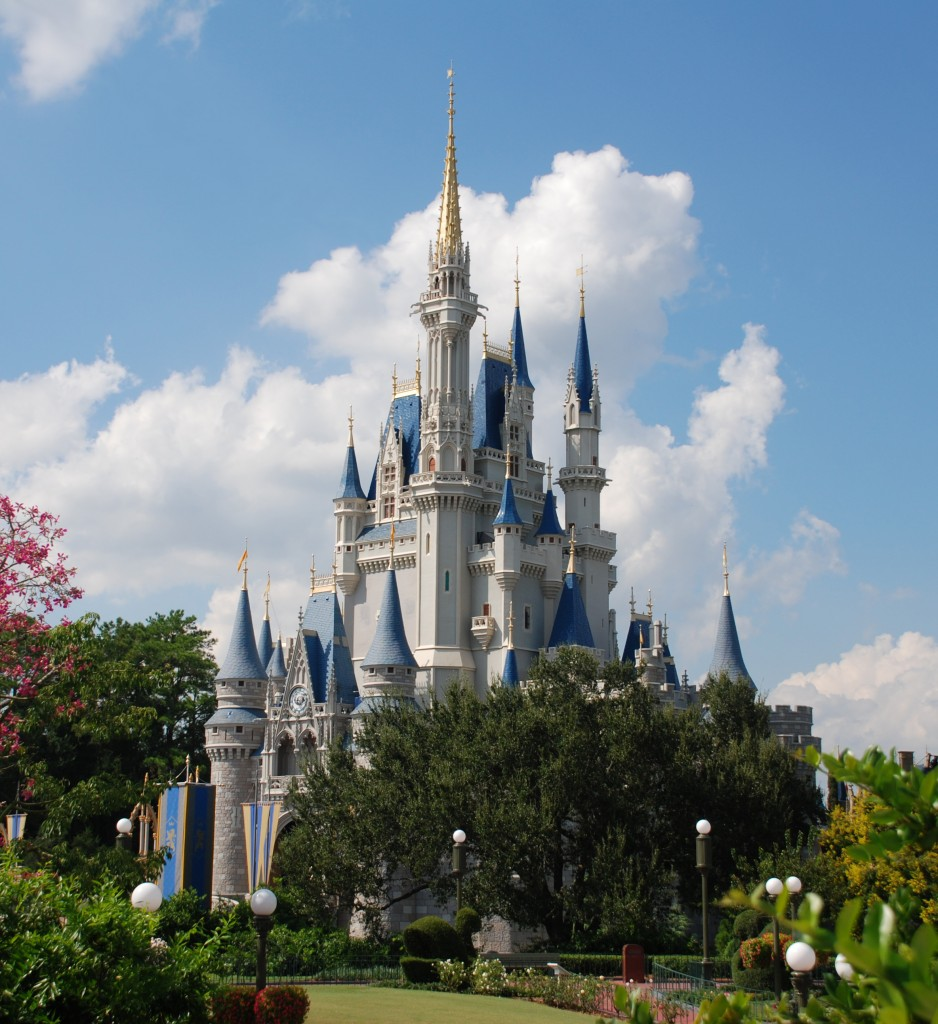 Most Popular Amusement parks In The World: Magic Kingdom