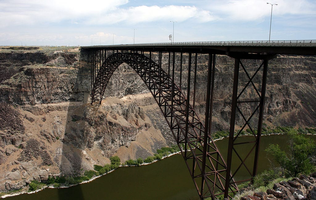 Perrine Bridge, Idaho, United States