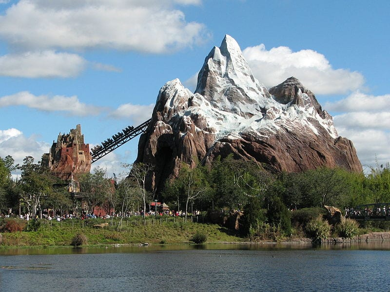 Most Popular Amusement parks In The World: Disney's Animal Kingdom, Florida
