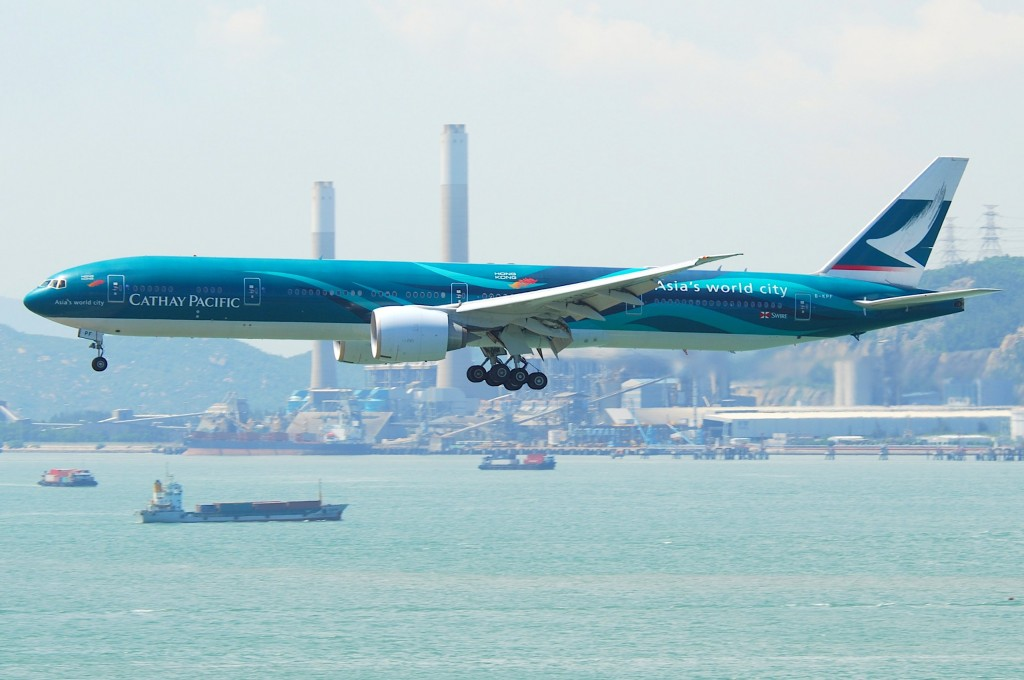 Cathay Longest Flights You Can Take: Cathay Pacific Boeing 777