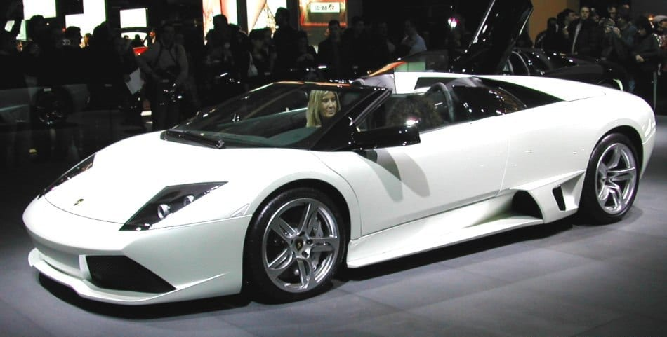 Fastest Accelerating Cars: Lamborghini Murciélago LP 670–4 SuperVeloce