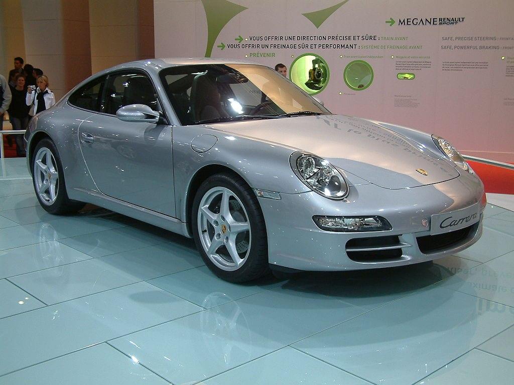 Fastest Accelerating Cars: Porsche 911 Turbo S