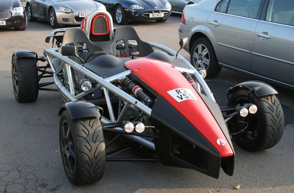 Fastest Accelerating Cars: Ariel Atom