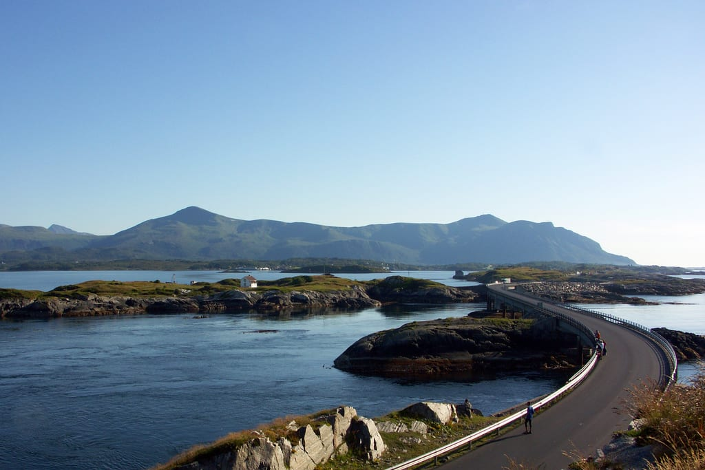 Most Beautiful Roads In The World: The Atlantic Ocean Road
