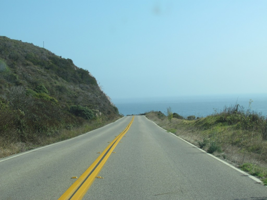 Best Attractions In California: California State Route 1