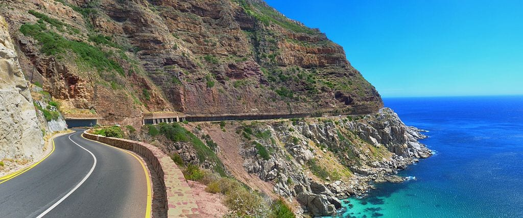 Most Beautiful Roads In The World: Chapman's Peak Drive, South Africa