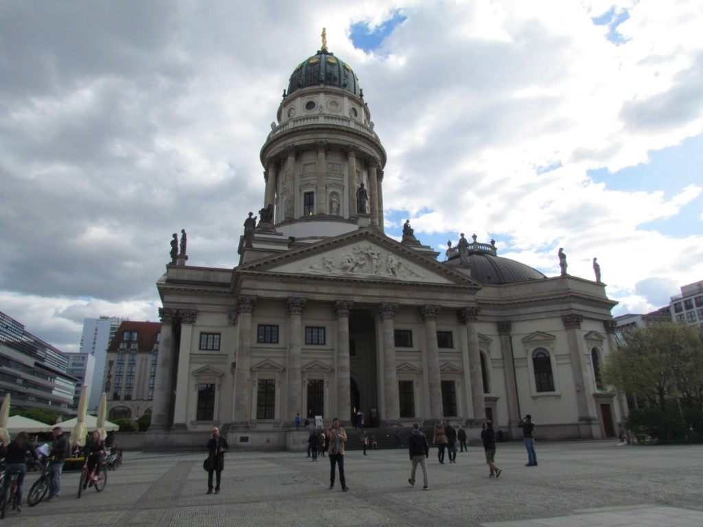 Best Attractions In Berlin: Gendarmenmarkt