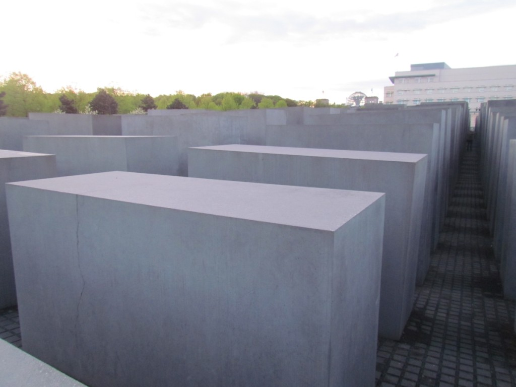 Best Attractions In Berlin: Memorial to the Murdered Jews of Europe