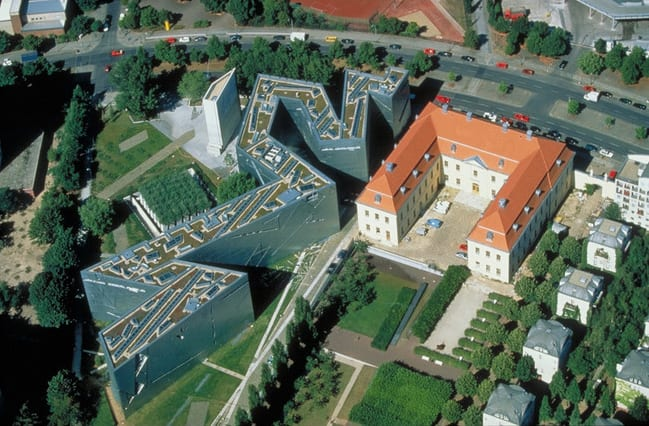 Best Attractions In Berlin: The Jewish Museum