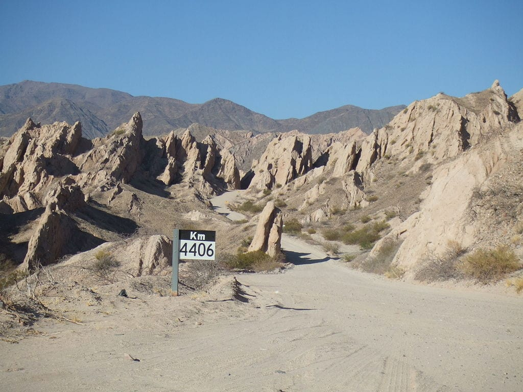 Most Beautiful Roads In The World: Ruta 40, Argentina