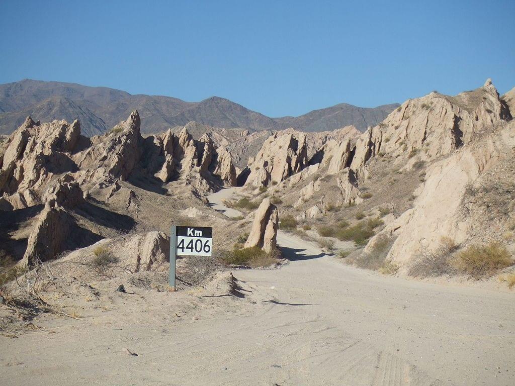 Most Beautiful Roads In The World: Ruta 40, Argentina