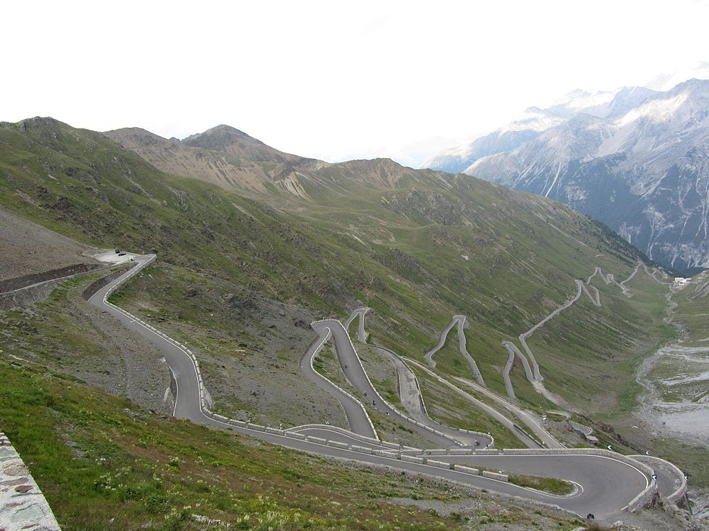 Most Beautiful Roads In The World: Stelvio Pass, Italy