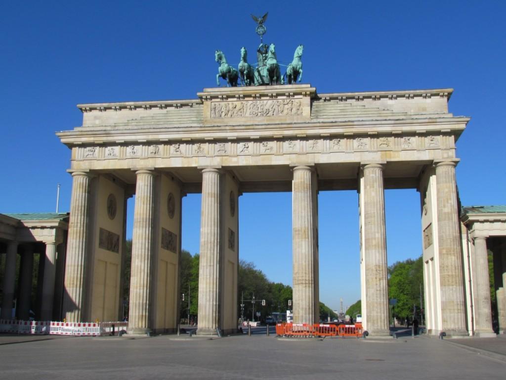 Best Attractions In Berlin: Brandenburg Gate