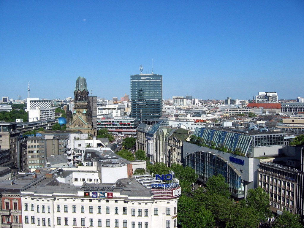 Best Attractions In Berlin: Kurfürstendamm (Ku'damm)