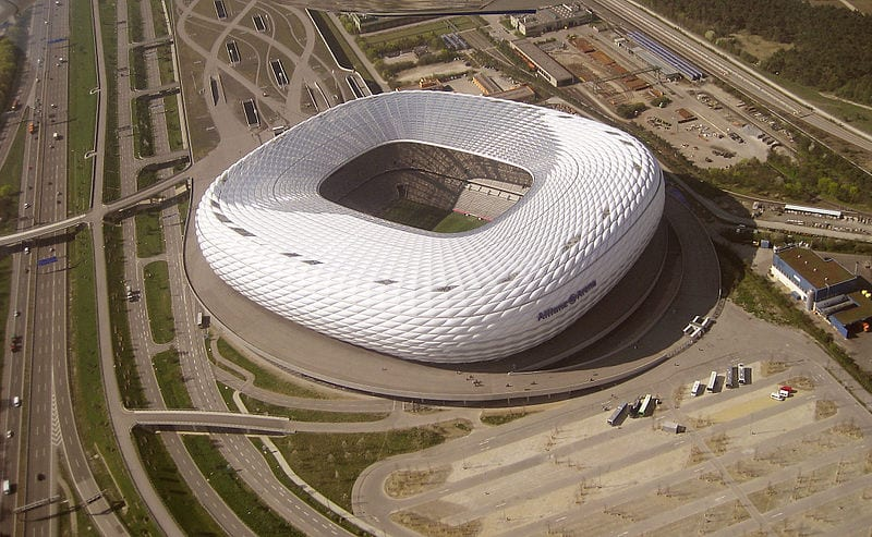 Bayern Munich at Allianz Arena, Munich