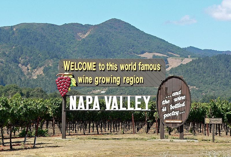 10 Best Attractions In California: Wine Tours in Napa Valley