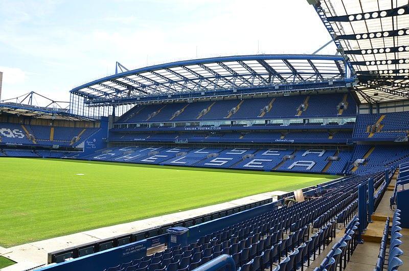 Chelsea at Stamford Bridge, London