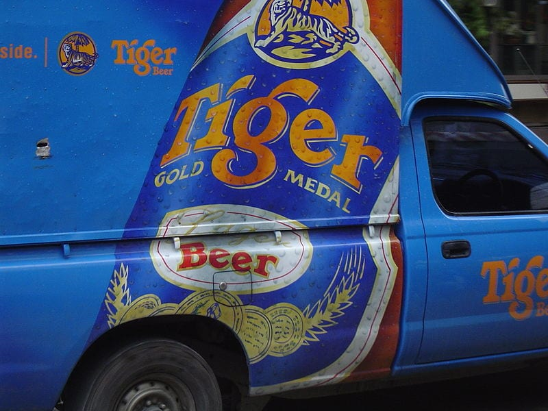 Best Brewery Tours In The World: Tiger Brewery, Singapore