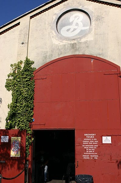 Best Brewery Tours In The World: Brooklyn Brewery, New York