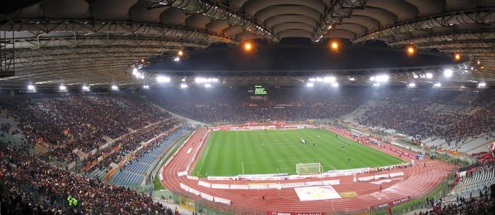 Stadio Olympico, Rome
