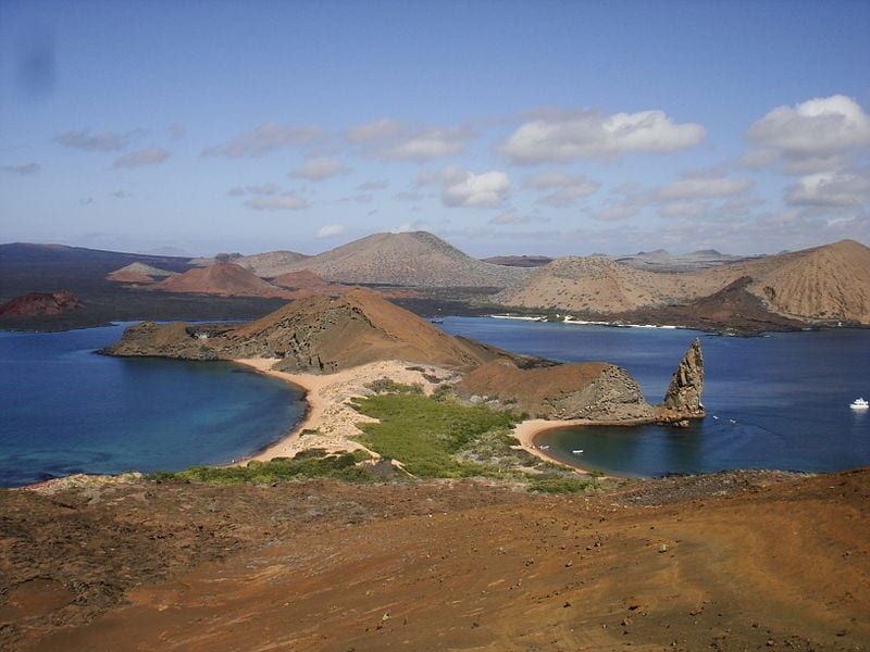Best Sea Kayaking Locations: Galapagos National Park, Ecuador