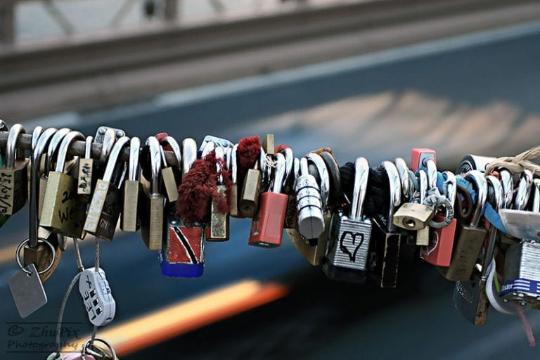 Love Locks Locations