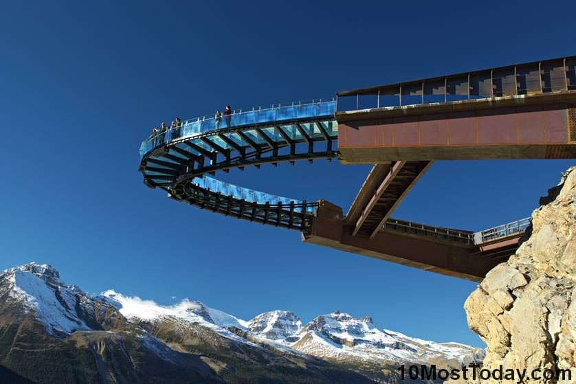 Unforgettable Skywalks: Glacier Skywalk, Canadian Rockies