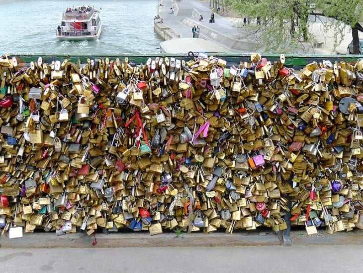 10 Awesome Love Locks Locations Around The World - 10 Most Today