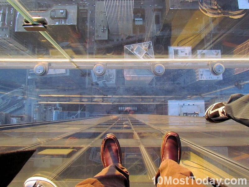 Unforgettable Skywalks: The Sky Deck, Willis Tower, Chicago