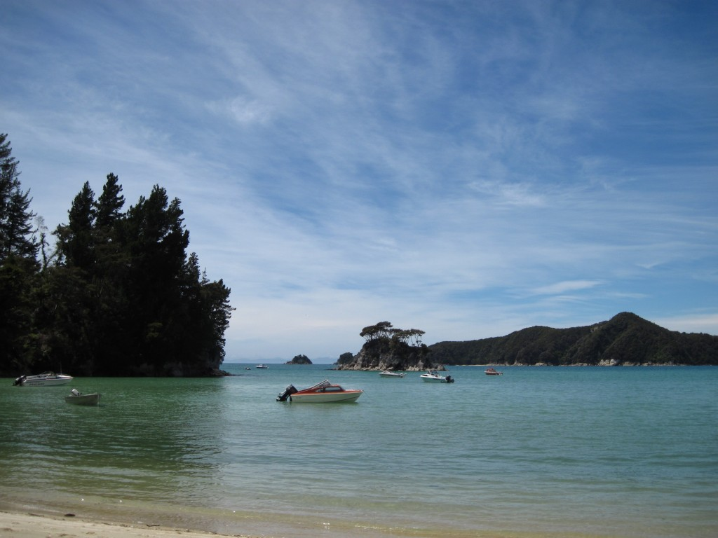 Best Sea Kayaking Locations: Abel Tasman National Park, New Zealand