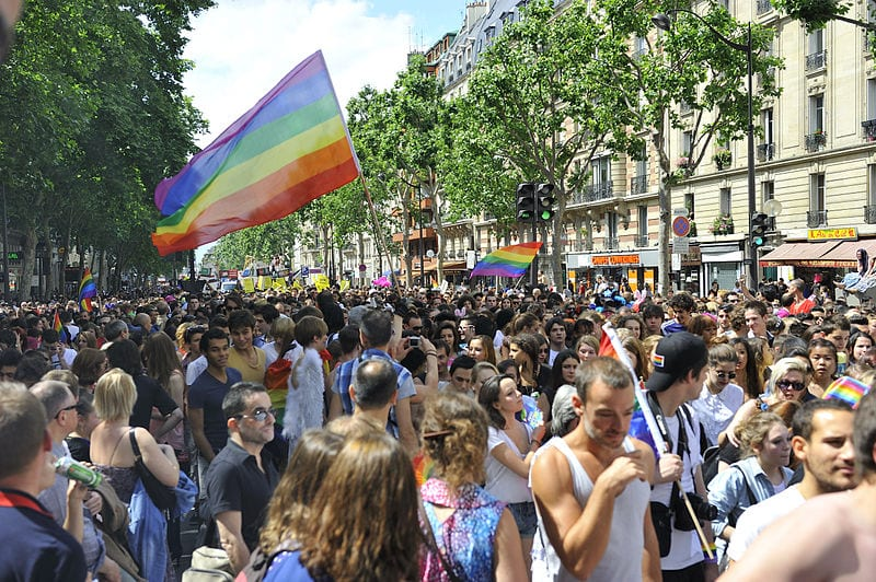 Most Gay Friendly Cities: Paris, France