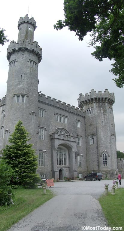 Creepiest Places In The World: Charleville Castle, Ireland