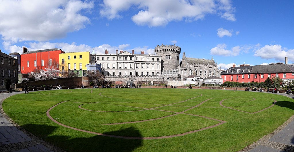 Best Attractions In Dublin: Dublin Castle