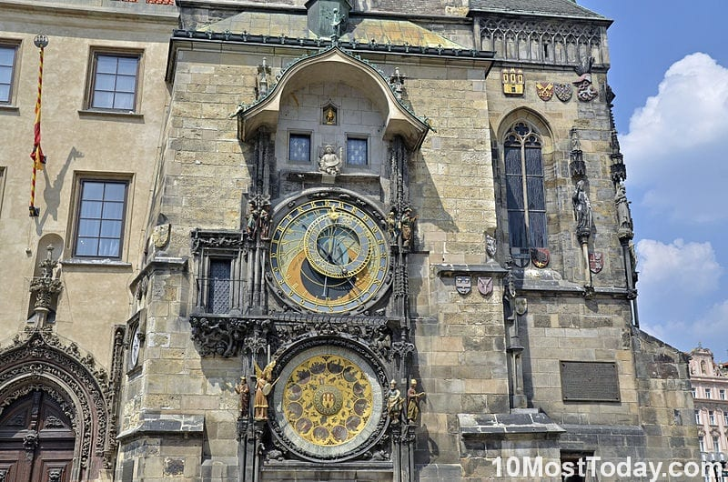 Best Attractions In Prague: Prague Astronomical Clock