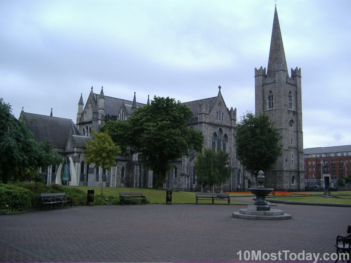 Best Attractions In Dublin: St. Patrick's Cathedral