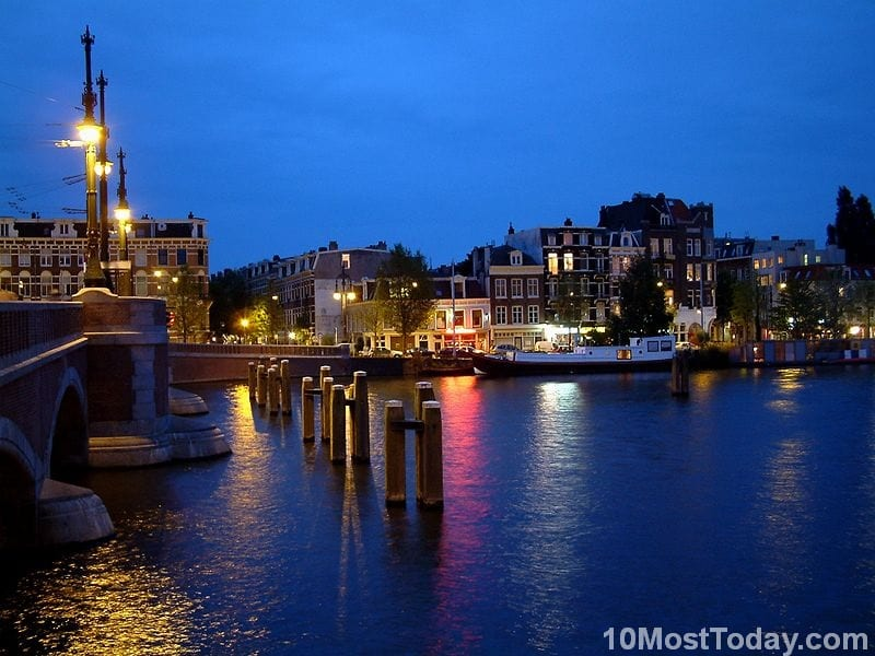 The Amstel, Amsterdam, the Netherlands