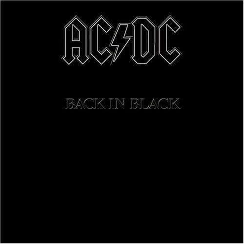 10 Best Selling Albums Of All Time: Back in Black - AC/DC