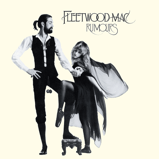 10 Best Selling Albums Of All Time: Rumours - Fleetwood Mac