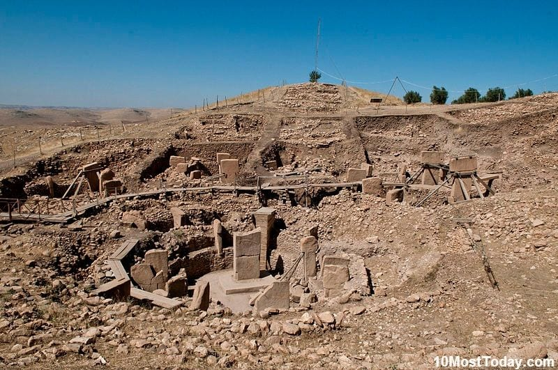 Most Mysterious Places On Earth: Gobekli Tepe, Turkey