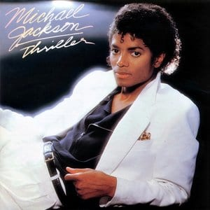 10 Best Selling Albums Of All Time: Thriller - Michael Jackson