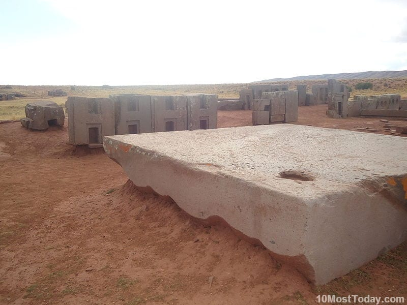 Most Mysterious Places On Earth: Puma Punku, Bolivia