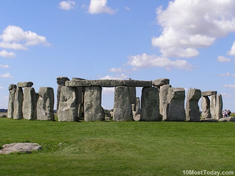 Most Mysterious Places On Earth: Stonehenge, England